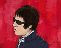 Oasis - Liam Gallagher