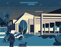Projekt konserwacji domu Bulowa