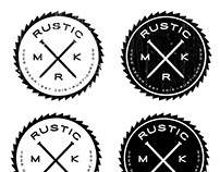 Logo Concepts for Rustic MRK