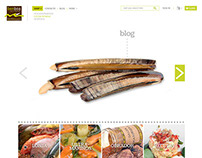 Online shopping: fish products