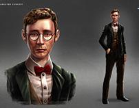 HOPA character designs