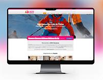 Página web para Grifó Vacances, www.grifovacances.com