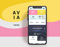 Aviapark Redesign