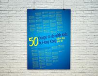 50 things to do in Hong Kong