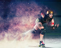 Roller Color Derby