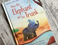 How the Elephant got his trunk! Rudyard Kipling