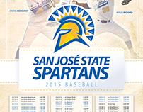 SJSU Baseball 2015