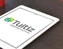 Logo - Tuitiz - Maincare solutions