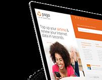 Paga - UI / UX Rethink