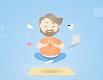 PHP Guru (social media art)