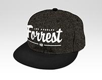 Forrest Logo & Product Design