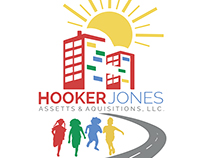 Hooker Jones Logo