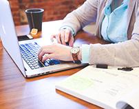 Sandra Charton   Blog Headers on Fitness and HR
