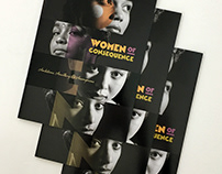 Women of Consequence Brochure