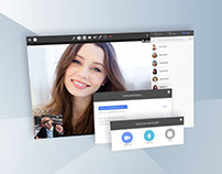 Sylaps | Videoconferencing product branding