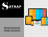 Satrap web design