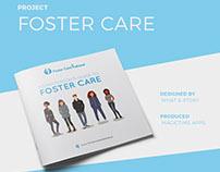 Brochure | Foster Care