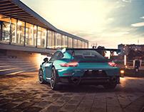 Porsche 911 GT2 RS NIGHT