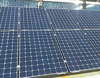 2MWp solar park in Avanos Kapadokya turkey #SUNEL ENERJ