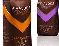 Vivaldi's Rondo packaging design