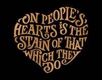 On People's Hearts