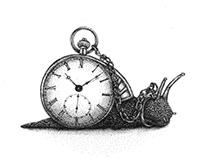 Esclavos del Tiempo - Puntillismo