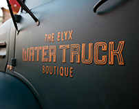 The Elyx Water Truck Boutique