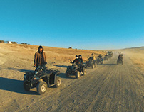 Cappadocia ATV (Quadbike) Tour [4K Video]