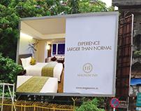 Magnum INN | logo & print design