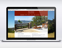 Porta di Oriente Website design