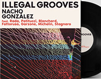Nacho Gonzalez - Illegal Grooves