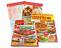 Revista Cozinha Fácil