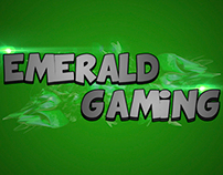 Emerald Gaming (Youtube and Facebook Designs)