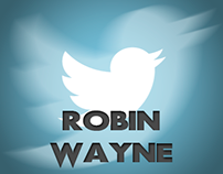 Facebook Cover: Robin Wayne