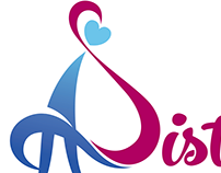A-Sisters Logo Design