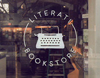 Paint // Literati Bookstore