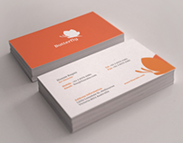 Butterfly Business Cards Vol 2