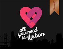 ALL YOU NEED IS LISBON // Bronze @ Eurobest YCC '14