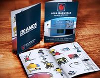 Catálogo - LocaMáquinas