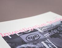 Investigative Study - designed dissertation