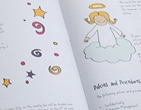 Little Saints Nursery - Information Booklet