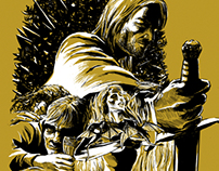 Game Of Thrones / Fevre Dream Illustrations