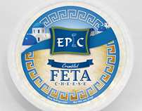 Epic Crumbled Feta