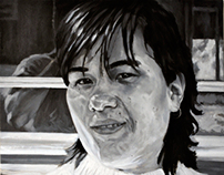 Portrait Studies 2009