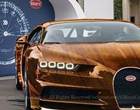Bugatti Chiron Woody