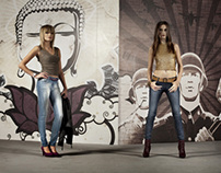 Monte Carlo Winter Collection 2012 - Denim