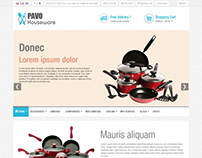 Pavo HouseWare, Opencart Premium Simple Theme