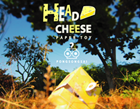 Head Cheese (Paper toy)