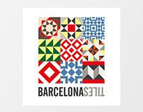 Barcelona: Antique floor tiles