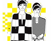 Fashion Story Illustrations